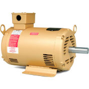 Baldor-Reliance HVAC Motor, EHM3218TA, 3 PH, 5 HP, 208-230/460 V, 1750 RPM, OPSB, 184T Frame