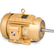Baldor-Reliance Pump Motor, EJMM2333T-G, 3 Phase, 15 HP, 230/460 Volts, 1800 RPM, 60 HZ, TEFC, 254JM