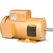 Baldor-Reliance Motor EL3605T, 2HP, 1740RPM, 1PH, 60HZ, 184T, 3623LC, TEFC, F1