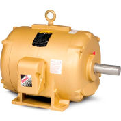 Baldor General Purpose Motor, 230/460 V, 20 HP, 1765 RPM, 3 PH, 256T, OPEN