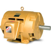 Baldor-Reliance General Purpose Motor, 460 V, 125 HP, 3565 RPM, 3 PH, 404TS, DP