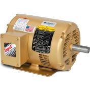 Baldor EM31108 .5HP 1800RPM 56 Frame 3PH 230/460V, ODP, Rigid, Premium Efficiency