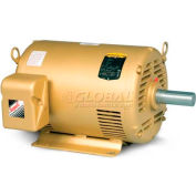Baldor-Reliance HVAC Motor, EM3158T-G, 3 PH, 3 HP, 230/460 V, 3600 RPM, ODP, 145T Frame