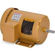 Baldor-Reliance Motor EM3546, 1HP, 1765RPM, 3PH, 60HZ, 56, 3524M, TEFC, F1, N