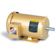Baldor-Reliance HVAC Motor, EM3554T-5G, 3 PH, 1.5 HP, 575 V, 1800 RPM, TEFC, 145T Frame