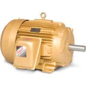 Baldor HVAC Motor, EM4111T-G, 3 PH, 25 HP, 230/460 V, 1200 RPM, TEFC, 324T Frame