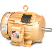 Baldor General Purpose Motor, 460 V, 125 HP, 1200 RPM, 3 PH, 445T, TEFC