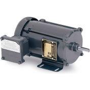 Baldor 3-Phase Motor, EM7014T-5, 1 HP, 1760 RPM, 143T Frame, Foot Mount, , 575 Volts