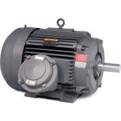 Baldor Explosion Proof Motor, EM7086T-I, 3PH, 60HP, 230/460V, 1185RPM, 404T