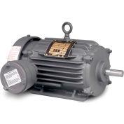Baldor Motor EM7114T-C, 1//.75HP, 1765//1465RPM, 3PH, 60//50HZ, 143T