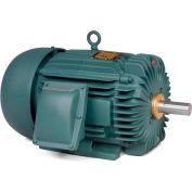 Baldor-Reliance Explosion Proof Motor, EM7572T-I, 3PH, 5HP, 230/460V, 3505RPM, L184T