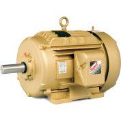 Baldor Metric IEC Motor, EMM2334, 3PH, 208-230/460V, 1770RPM, 15/20 KW/HP, 60Hz, D160L