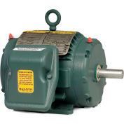 Baldor Motor ENCP83581T-4, 1HP, 1765RPM, 3PH, 60HZ, 143T, 0524M, TENV, F1