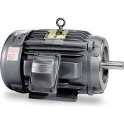 Baldor Motor IDXM7144T, 5HP, 1750RPM, 3PH, 60HZ, 184TC, 0640M, XPFC, F1