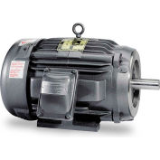 Baldor Motor IDXM7544T, 5HP, 1760RPM, 3PH, 60HZ, 213TC, 0729M, XPFC, F1