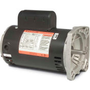 Baldor-Reliance Motor JSL325A, .5HP, 3450RPM, 1PH, 60HZ, 56Y, 1716L, OPEN, F1