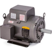 Baldor Motor L1508T, 5HP, 1725RPM, 1PH, 60HZ, 213T, 3727L, OPSB, F1