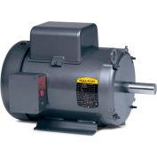Baldor Motor L3603, 1.5HP, 1725RPM, 1PH, 60HZ, 184, 3628L, TEFC, F1