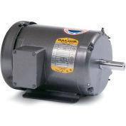 Baldor Motor M1510T, 10/5HP, 1775/880RPM, 3PH, 60HZ, 254T, 0940M, T