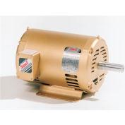 Baldor Motor M3212T-8,  5HP, 3450RPM, 3PH, 60HZ, 182T, 3535M, OPSB, F1
