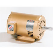 Baldor Motor M3218T-8,  5HP, 1740RPM, 3PH, 60HZ, 184T, 3625M, OPSB, F1