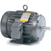 Baldor Motor M3714T-9,  10HP,  1765RPM,  3PH,  60HZ,  215T,  3741M,  TEFC,  F1
