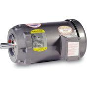 Baldor Motor MVM3613C, 3.7KW, 3450RPM, 3PH, 60HZ, D100LC, 3628M, TEFC