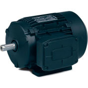 Baldor Motor MVM5150C, .18KW-.25HP/1670RPM/3PH/TEFC/IEC D63C