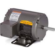 Baldor Motor NM3534, .33HP, 1725RPM, 3PH, 60HZ, 56, 3416M, TENV, F1