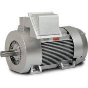 Baldor Motor OF3305T, 5HP, 1125RPM, 3PH, 60HZ, 215T, 3744M, OPEN, F2