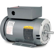 Baldor-Reliance Motor PCL1327M, 5HP, 3450RPM, 1PH, 60HZ, 56HCY, 3535LC, ODTF, F