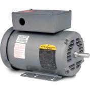 Baldor Motor PL1327M, 5HP, 3450RPM, 1PH, 60HZ, 56/56H, 3535LC, ODTF