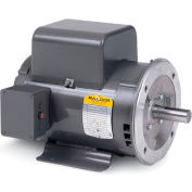 Baldor Motor PL3514M, 1.5HP, 1725RPM, 1PH, 60HZ, 56, 3535LC, TEFC, F1