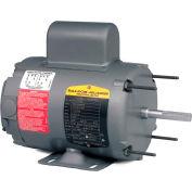 Baldor Motor PSC3524A, .5HP, 1625RPM, 1PH, 60HZ, 48Z, 3418C, TEAO, F1