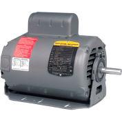 Baldor-Reliance Motor RL1307A, .75HP, 1725RPM, 1PH, 60HZ, 56H, 3428L, OPEN, F1