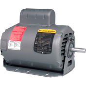 Baldor Motor RL1310A, 1HP, 1725RPM, 1PH, 60HZ, 56/56H, 3520L, OPEN, F