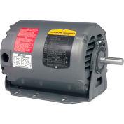 Baldor Motor RM3154A, 1.5HP, 1725RPM, 3PH, 60HZ, 56H, 3520M, OPEN, F1