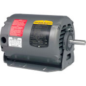 Baldor HVAC Motor, RM3157A, 3 PH, 2 HP, 208-230/460 V, 1725 RPM, OPSB, 56H Frame
