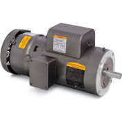 Baldor Motor VBL3510T, 1HP, 1725RPM, 1PH, 60HZ, 143TC, 3524L, TEFC, F1
