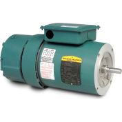 Baldor-Reliance Motor VBL3519-D, 1HP, 1725RPM, 1PH, 60HZ, 56C, 3524L, TEFC, F3, B