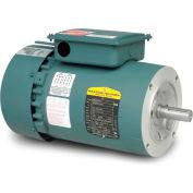Baldor-Reliance Unit Handling Motor, VBM3542-S, 3 PH, 0.75 HP, 208-230/460 V,1750 RPM,TEFC,56C Frame
