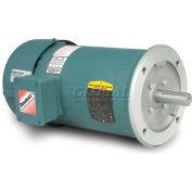 Baldor Unit Handling Motor, VBM3615T-S, 3 PH, 5 HP, 208-230/460 V, 1745 RPM, TEFC, 184TC Frame