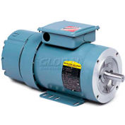 Baldor Unit Handling Motor, VBNM3554T-D, 3 PH, 1.5 HP, 208-230/460 V, 1755 RPM, TENV, 145TC Frame