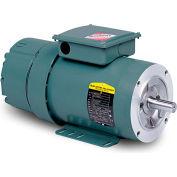 Baldor Unit Handling Motor, VEBM3611T-D, 3 PH, 3 HP, 208-230/460 V, 1760 RPM, TEFC, 182TC Frame