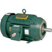 Baldor Severe Duty Motor, VECP83586T-4, 3 PH, 2 HP, 460 V, 3450 RPM, TEFC, 145TC Frame