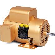 Baldor VEL11306 .75HP 56C Frame 3600RPM 115/230V ODP, C-Face Footless, Premium Efficiency
