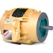 Baldor Motor VENM3581T, 1HP, 1740RPM, 3PH, 60HZ, 143TC, 0524M, TENV, F1