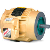 Baldor-Reliance Motor VENM3581T, 1HP, 1740RPM, 3PH, 60HZ, 143TC, 0524M, TENV, F1