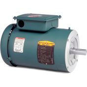 Baldor-Reliance Unit Handling Motor, VEUHM3546, 3 PH, 1 HP, 208-230/460 V, 1760 RPM, TEFC, 56C Frame
