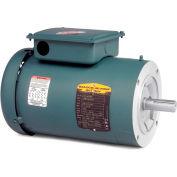 Baldor-Reliance Unit Handling Motor, VEUHM3546T, 3 PH, 1 HP, 208-230/460 V,1760 RPM,TEFC,143TC Frame
